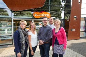 Social intranet in het primair proces: Accolade deed het!
