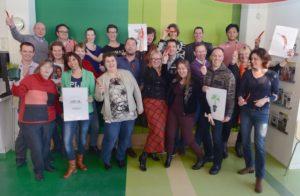 GroenWest: een social intranet met P!T