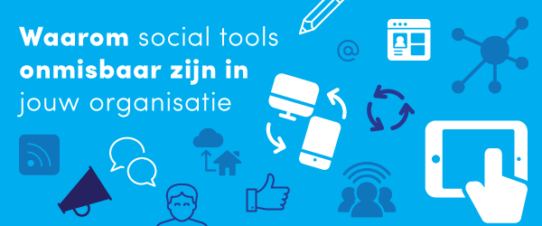 Why social tools are indispensable in your organisation