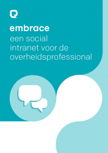 Social intranet voor de overheidsprofessional