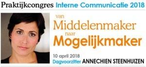 Praktijk Congres Interne Communicatie 2018
