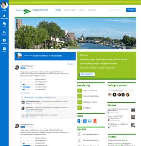 Van stroperige structuren naar goede gesprekken: de gemeente Bodegraven-Reeuwijk brak met de hiërarchie