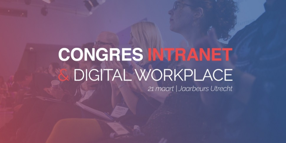 Congres Intranet & Digital Workplace 2019