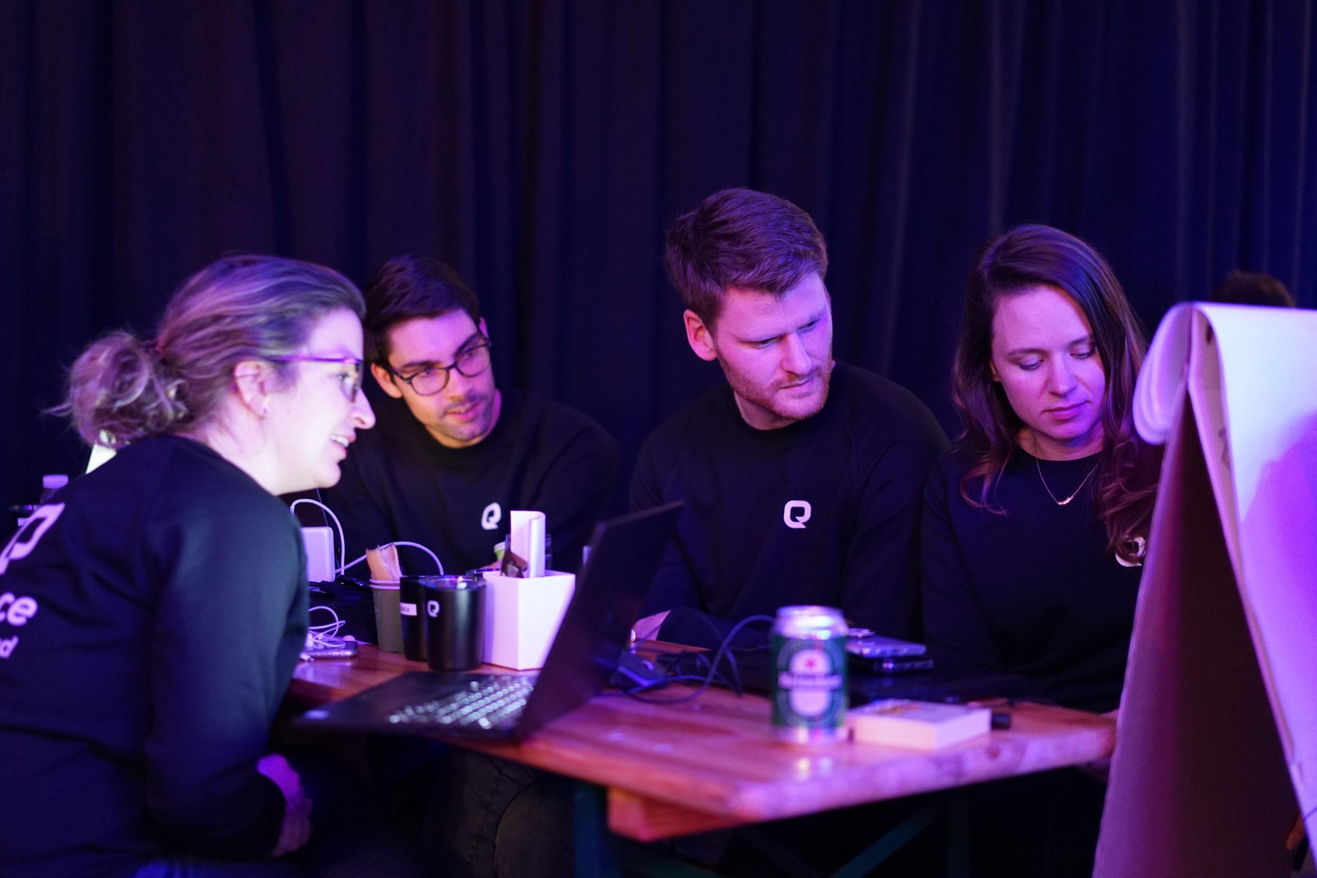 Embrace Hackathon 2020: #Levelup