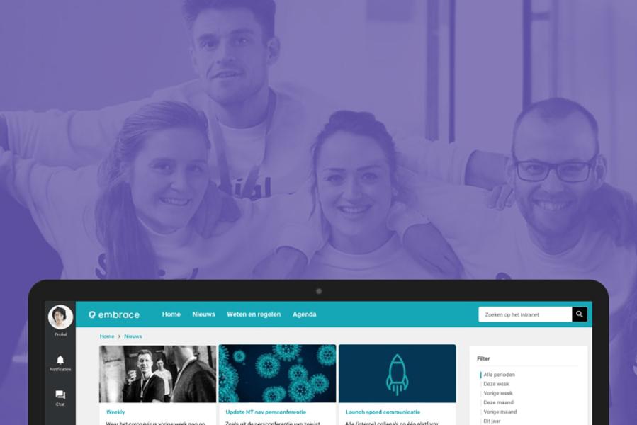 Online samenwerken: met een social intranet lukt het