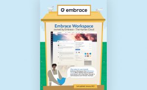 ClearBox rapport Embrace Workspace