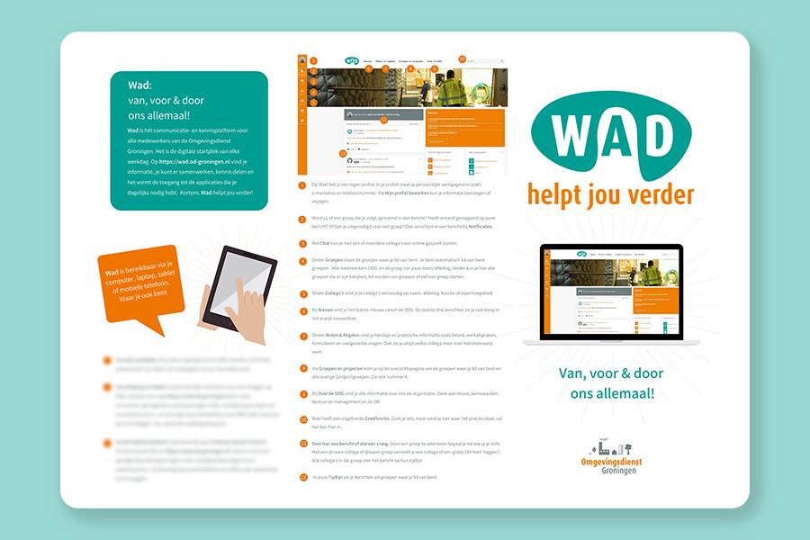 Omgevingsdienst Groningen en het 'social' in hun nieuwe social intranet